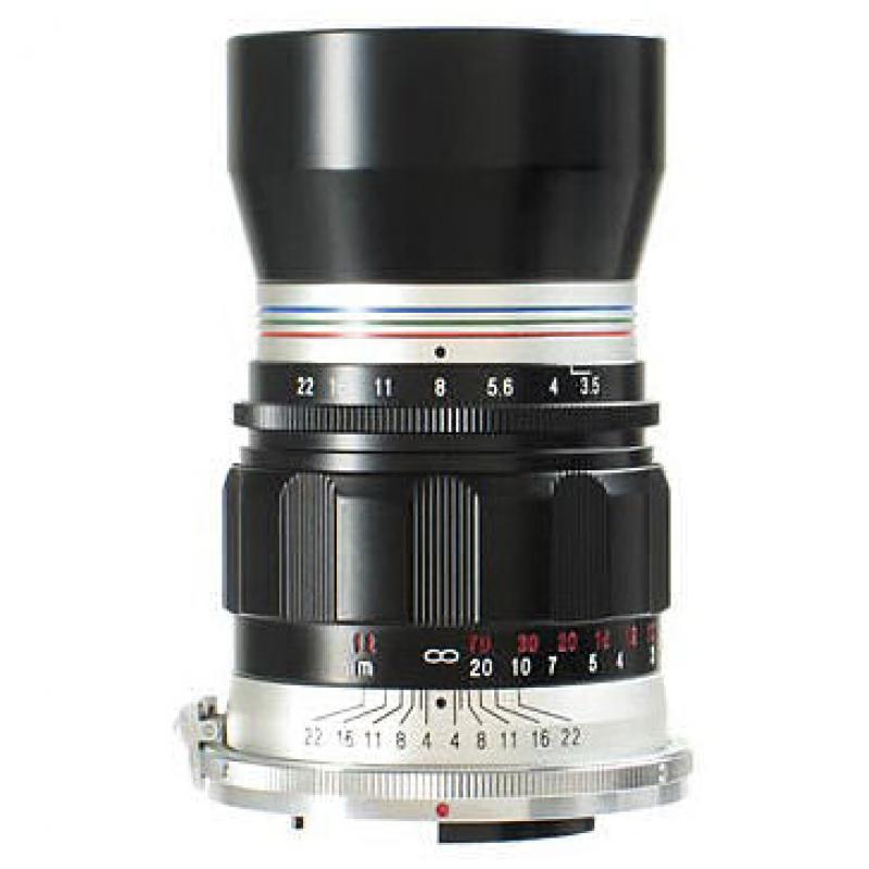 Nikon S Mount Lens List