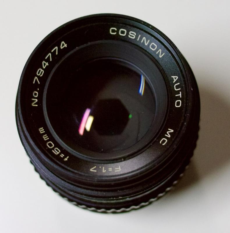 Pentax K Mount Lens List