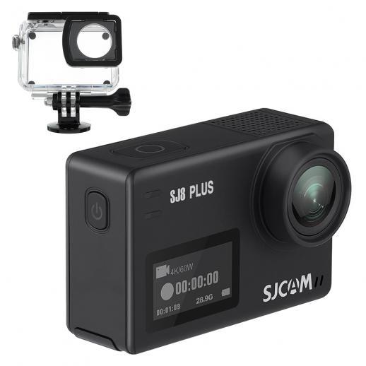 SJCAM SJ8 Plus Wifi Action Camera 4k/30fps 12mp