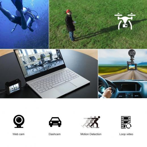 SJCAM SJ6 Legend 4K Wifi Action Camera