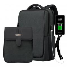15.6 Inch Laptop Backpack - 18L