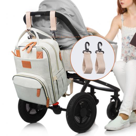 Multi-functional Baby Diaper Bag Backpack