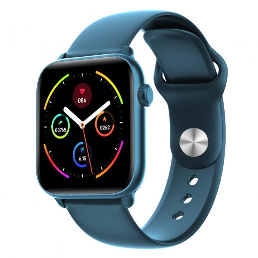 KW37 Pro Smart Watch with Thermometer Monitor, Fitness Tracker with Heart Rate Monitor IP68 Waterproof
