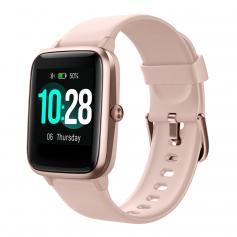 Bluetooth ID205L HD Screen Smart Watch Wearable Tracker Heart Rate Sports Waterproof 1.3 Inch for Android Ios Smart Watch