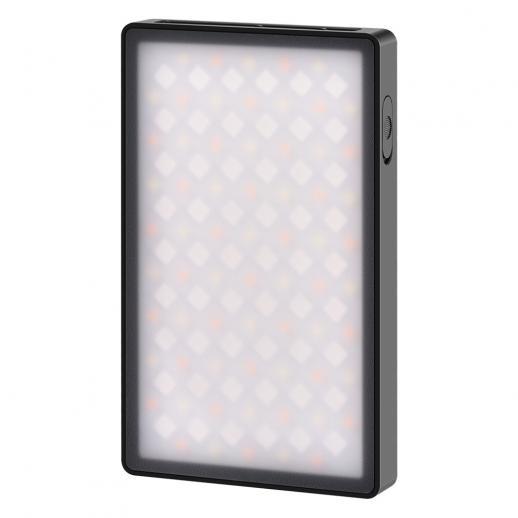 フルカラーRGBフィルライトポケットライトポータブルLED写真ライト多機能ライブフィルライトハンドヘルド照明