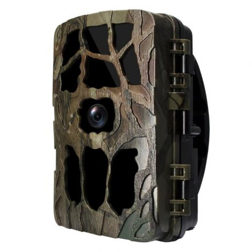 """20MP 4K HD Trail Camera Wildlife Camera Motion Activated Hunting Game Camera 2.4"""" LCD IP66 Waterproof 0.3S Trigger Time"""