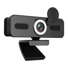 200W webcam with fill light