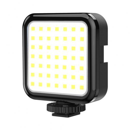吸盤付きの3段階の明るさの調整可能なLEDビデオライト、リモートワーク、会議、放送、ビデオ、メイクアップ用の6500kポータブルポケットライト