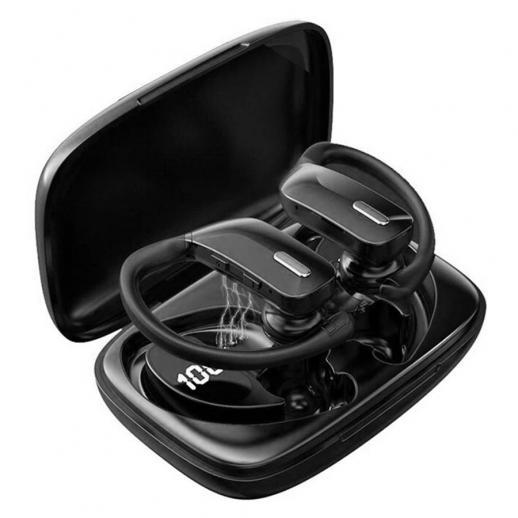 Wireless Earbuds Bluetooth Headphones TWS Waterproof with Microphone