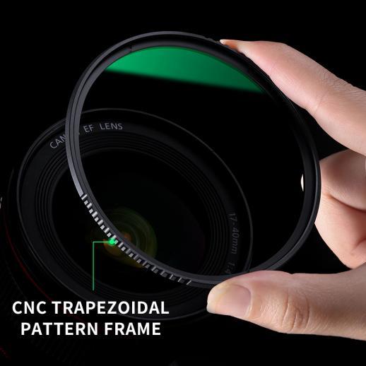 K/&F Concept 67mm MC UV Protection Filter Slim Frame with Multi-Resistant Coating for Camera Lens