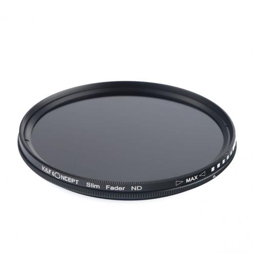 72mm Variable Fader ND2-400