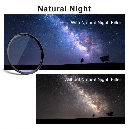 67mm Natural Night Filter