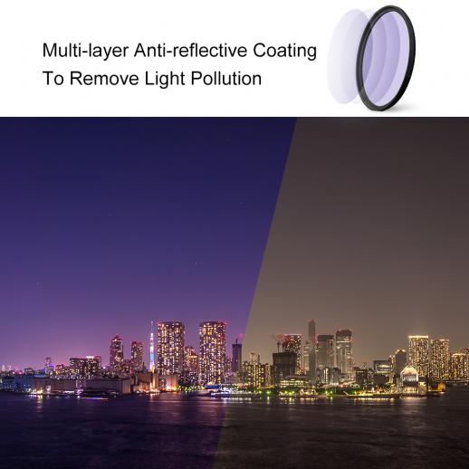77mm Natural Night Filter