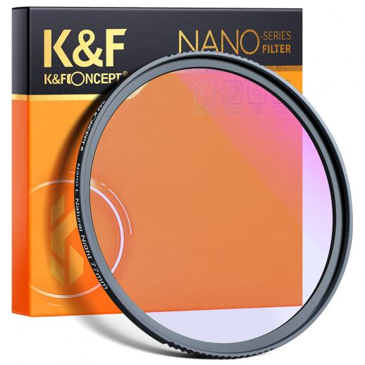 K&F XK43 72mm Natural Night Filter