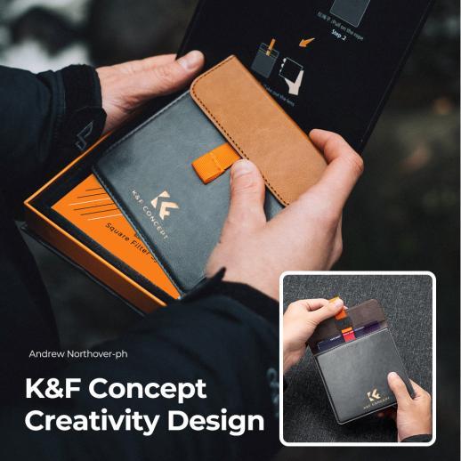 100*100mm Filtro Noite Natural