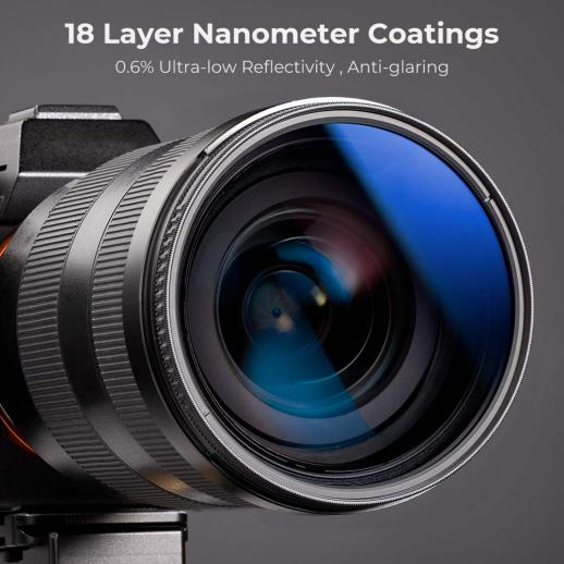 Multicoated For Pentax K-200D 86mm Circular Polarizer Multithreaded Glass Filter C-PL