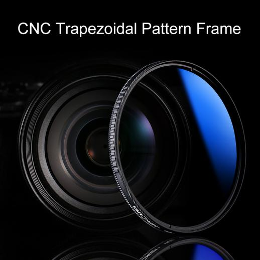 Multithreaded Glass Filter for Pentax K7 C-PL 52mm Multicoated Circular Polarizer