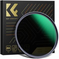 XN21 Nano-X 58 MM ND8 Filtro de lente