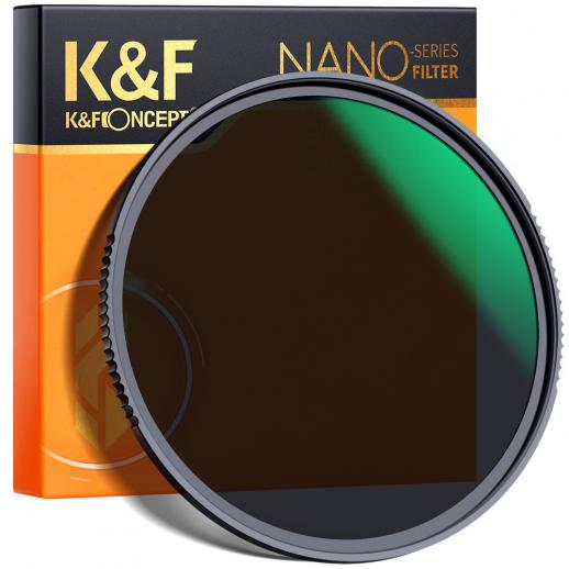 XN21 Nano-X 72MM ND8 Filtro de lente