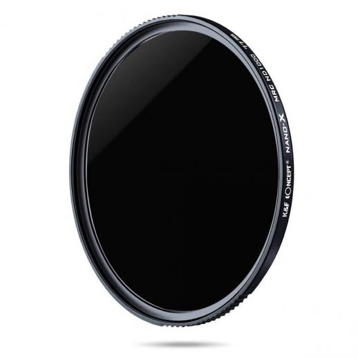 58mm ND1000 Filter 10 Stop Multi-Resistant Nano Coating