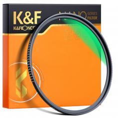 K&F XU05 77mm UV Filter 18-Layer Multi Coated UV Protection Filter Nanotech Coatings