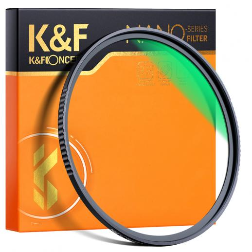 K&F XU05 86mm UV Filter Multi Nanotech For DSLR