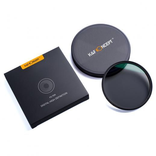 Multicoated Multithreaded Glass Filter Circular Polarizer C-PL For Pentax K-5 II 62mm