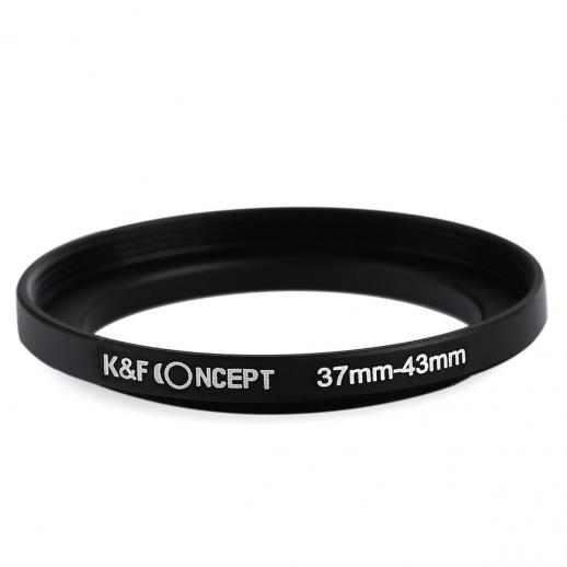 37mm to 43mm Step Up Ring