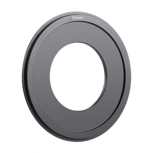 K&F Adaptador de suporte de lente Square 55 mm (tamanho do laser)