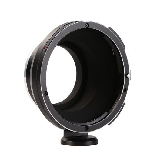Pentax 67 Lenses to Canon EF Mount Camera Adapter with tripod mount