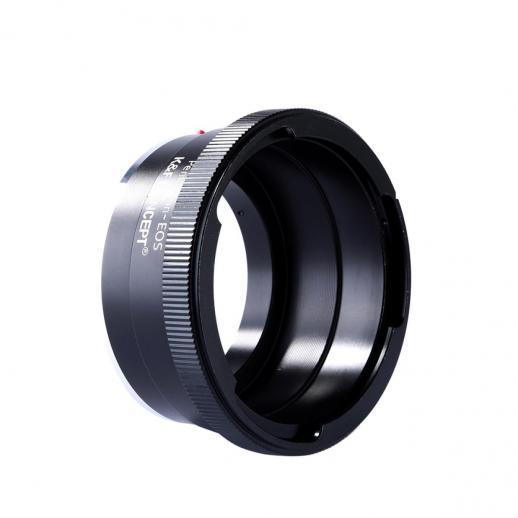 K&F M27131 Pentacon 6 Kiev 60 Lenses to Canon EF Lens Mount Adapter