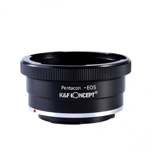 Pentacon 6 Kiev 60 Lenses to Canon EF Mount Camera Adapter