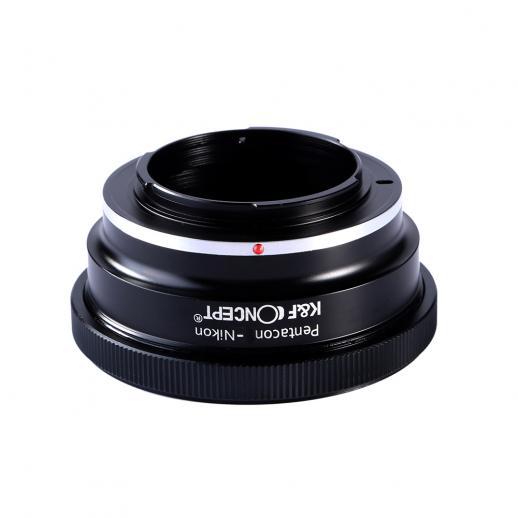 Pentacon 6 Kiev 60 Lenses to Nikon F Mount Camera Adapter