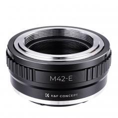 K&F M10101 M42 Lenses to Sony E Lens Mount Adapter