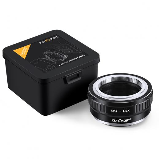 M42 Lenses to Sony E Mount Camera Adapter