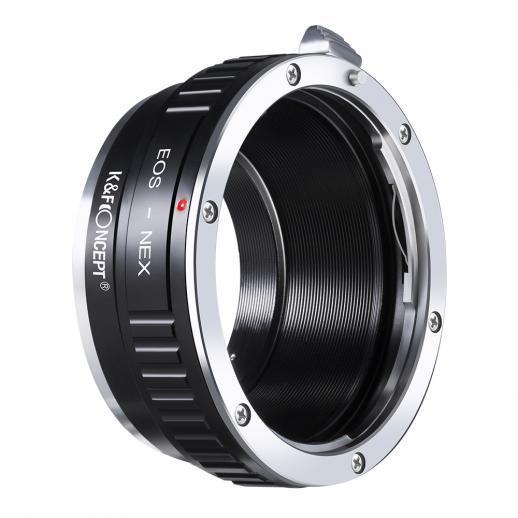 Canon EF Lentes para Sony E Mount Câmera Adaptador