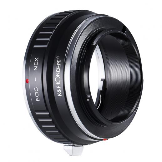 Canon EF Lenses to Sony E Mount Camera Adapter