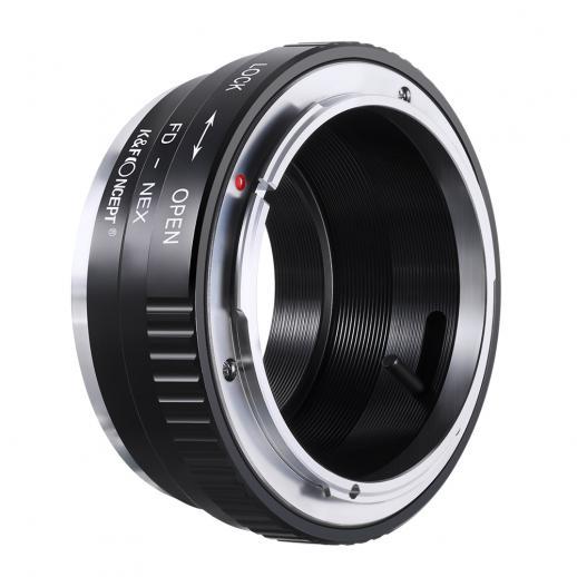 Canon FD Lenses to Sony E Mount Camera Adapter