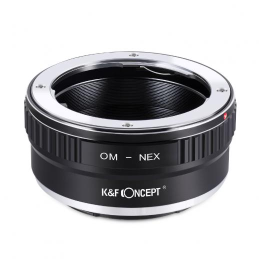 K&F M16101 Olympus OM Lenses to Sony E Lens Mount Adapter
