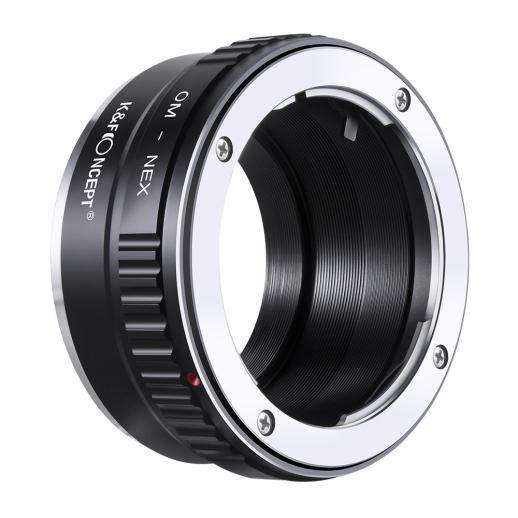 Olympus OM Lenses to Sony E Mount Camera Adapter