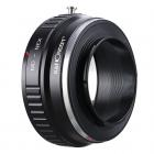 Minolta MD MC Lenses to Sony E Mount Camera Adapter
