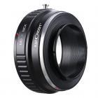 Minolta MD MC Lenses to Sony E Mount Camera Adapter
