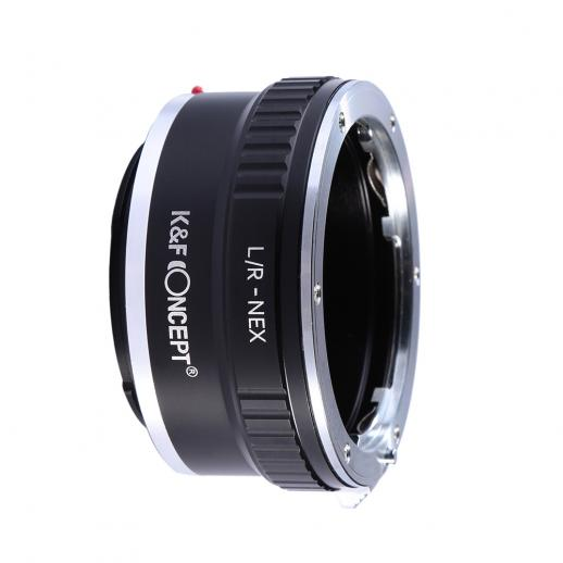 Leica R Lenses to Sony E Mount Camera Adapter