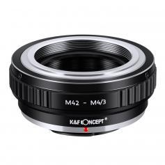 K&F M10121 M42 Lenses to M43 MFT Lens Mount Adapter