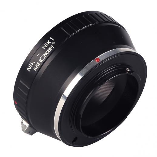 Nikon F Lenses to Nikon 1 Mount Camera Adapter