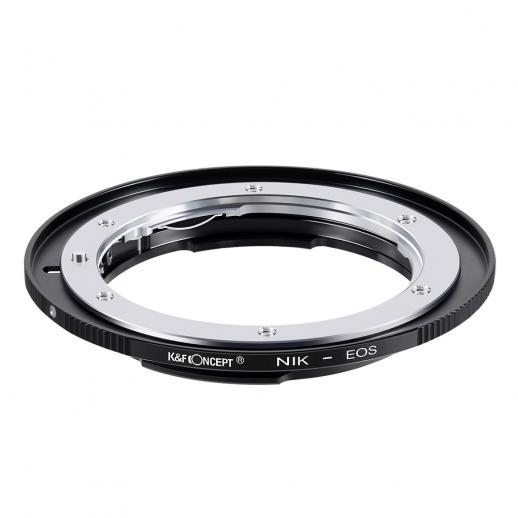 K&F M11131 Nikon F Lenses to Canon EF Lens Mount Adapter