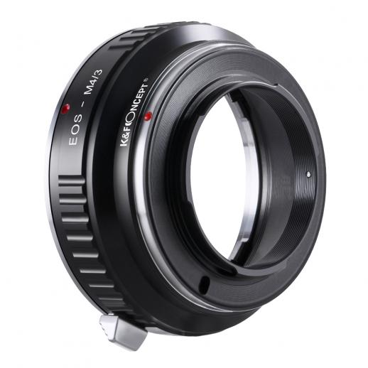 Canon EF Lenses to M43 MFT Mount Camera Adapter