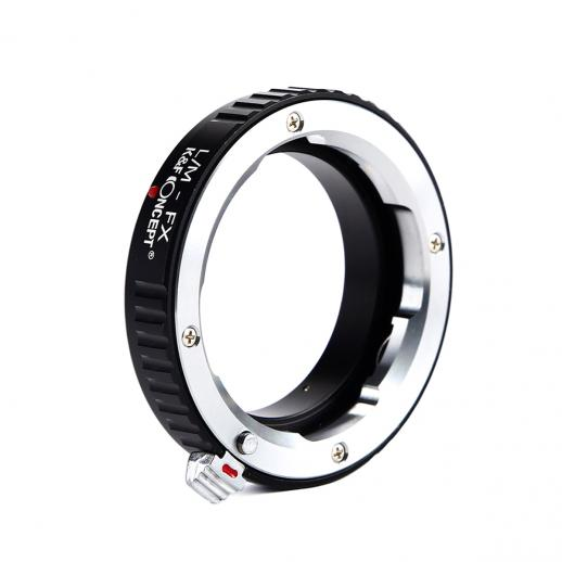 Leica M Lenses to Fuji X Mount Camera Adapter