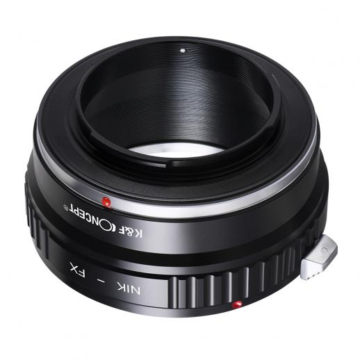 Nikon AI Lenses to Fuji X Camera Mount Adapter