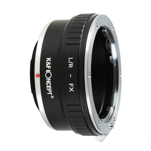 K&F M21111 Leica R Lenses to Fuji X Lens Mount Adapter